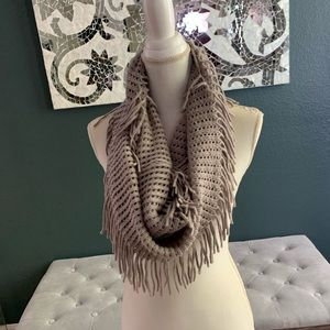 Nordstrom Scarf in tan. One size.